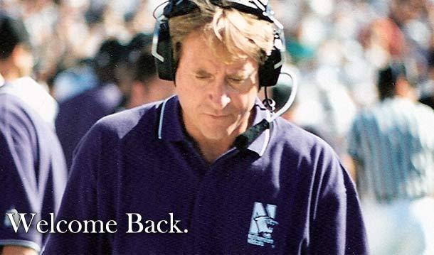 It's Time to Recognize Coach Barnett | HailToPurple com